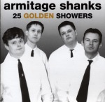 Cover ARMITAGE SHANKS, 25 golden showers