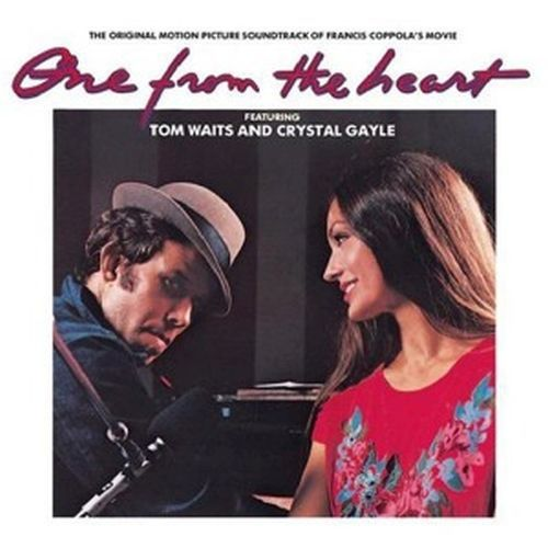 Cover TOM WAITS & CRYSTAL GAYLOR, one from the heart-o.s.t.