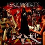 Cover IRON MAIDEN, dance of death