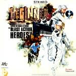 BEGINNER, blast action heroes cover