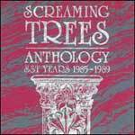 Cover SCREAMING TREES, anthology