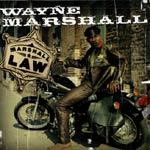 Cover WAYNE MARSHALL, marshall law