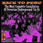 Cover V/A, back to peru vol. 1