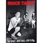 Cover MINOR THREAT, live DVD