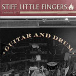 Cover STIFF LITTLE FINGERS, guitar and drum