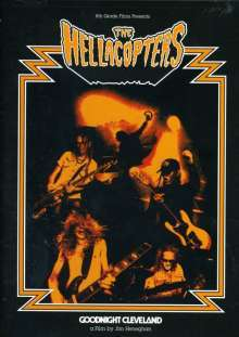 Cover HELLACOPTERS, good night cleveland