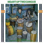 Cover CONGOS, heart of the congos