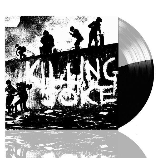Cover KILLING JOKE, s/t (1980)