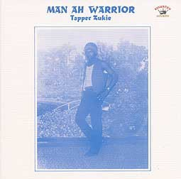 Cover TAPPER ZUKIE, man ah warrior