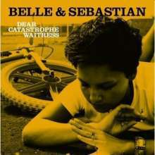 Cover BELLE & SEBASTIAN, dear catastrophe waitress
