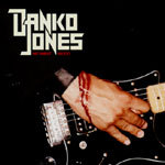 DANKO JONES, we sweat blood cover