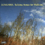 Cover LUNGFISH, talking songs ... + necklace ep