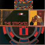 Cover STROKES, room on fire