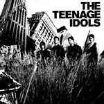 TEENAGE IDOLS, s/t cover