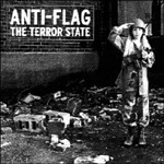 Cover ANTI-FLAG, terror state
