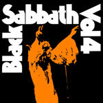 BLACK SABBATH, vol. 4 cover
