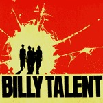 Cover BILLY TALENT, s/t