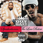 OUTKAST, speakerboxxx/the love below cover