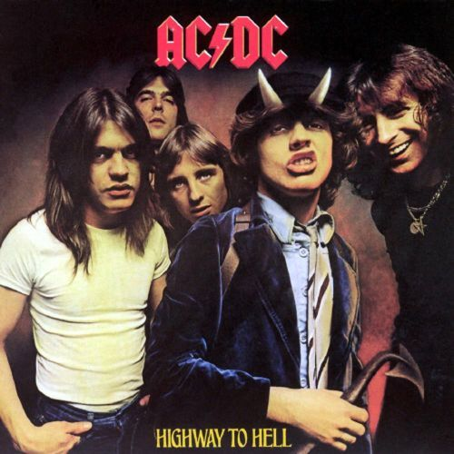 Cover AC/DC, highway to hell