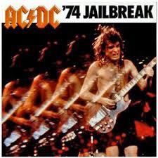 AC/DC, jailbreak 74 cover