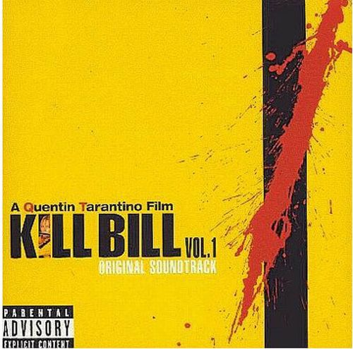 Cover O.S.T., kill bill vol.1