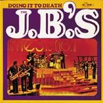 J.B.S, doing it to death cover