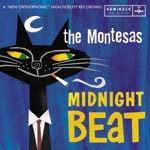 Cover MONTESAS, midnight beat