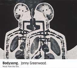 JONNY GREENWOOD (O.S.T.), bodysong cover