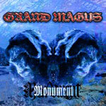 GRAND MAGUS, monument cover