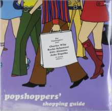 Cover V/A, popshoppers - shopping guide
