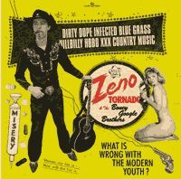 ZENO TORNADO, dirty dope ... (what is wrong ...) cover
