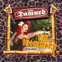 Cover DAMNED, tiki nightmare