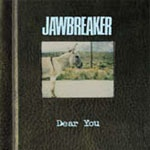 Cover JAWBREAKER, dear you