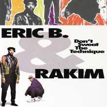 ERIC B. & RAKIM, don´t sweat the technique cover