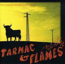EXPERIMENTAL POP BAND, tarmac & flames cover