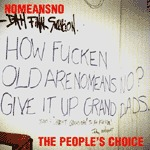 Cover NOMEANSNO, people´s choice