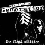 Cover VOICE OF A GENERATION, final oddition