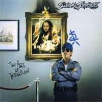 Cover SUICIDAL TENDENCIES, art of rebellion