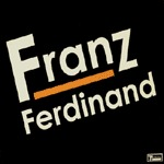 FRANZ FERDINAND, s/t cover