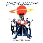 Cover MONSTER MAGNET, monolithic baby
