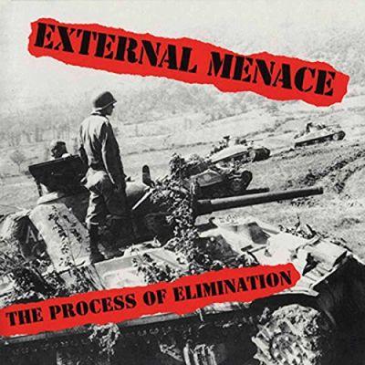 EXTERNAL MENACE, process of elimination cover