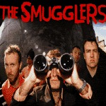 SMUGGLERS, mutiny in stereo cover