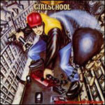 GIRLSCHOOL, demolition cover