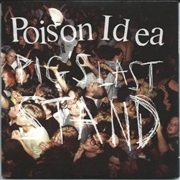 POISON IDEA, pigs last stand cover