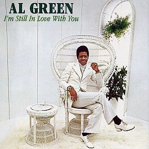 AL GREEN, i´m still in love with you cover