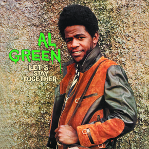 Cover AL GREEN, let´s stay together