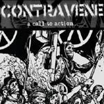 CONTRAVENE, call to action cover