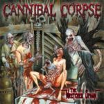 CANNIBAL CORPSE, the wretched spawn cover