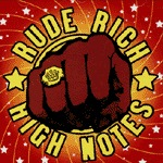 Cover RUDE RICH & HIGH NOTES, soul stomp