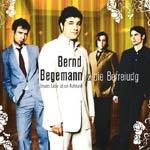 BERND BEGEMANN & DIE BEFREIUNG, unsere liebe ist ein aufstand cover